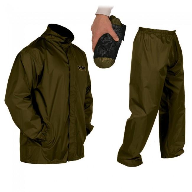 Prologic Bank Bound 3-Season Camo Lightweight Suit Combo Set Jacket Trousers