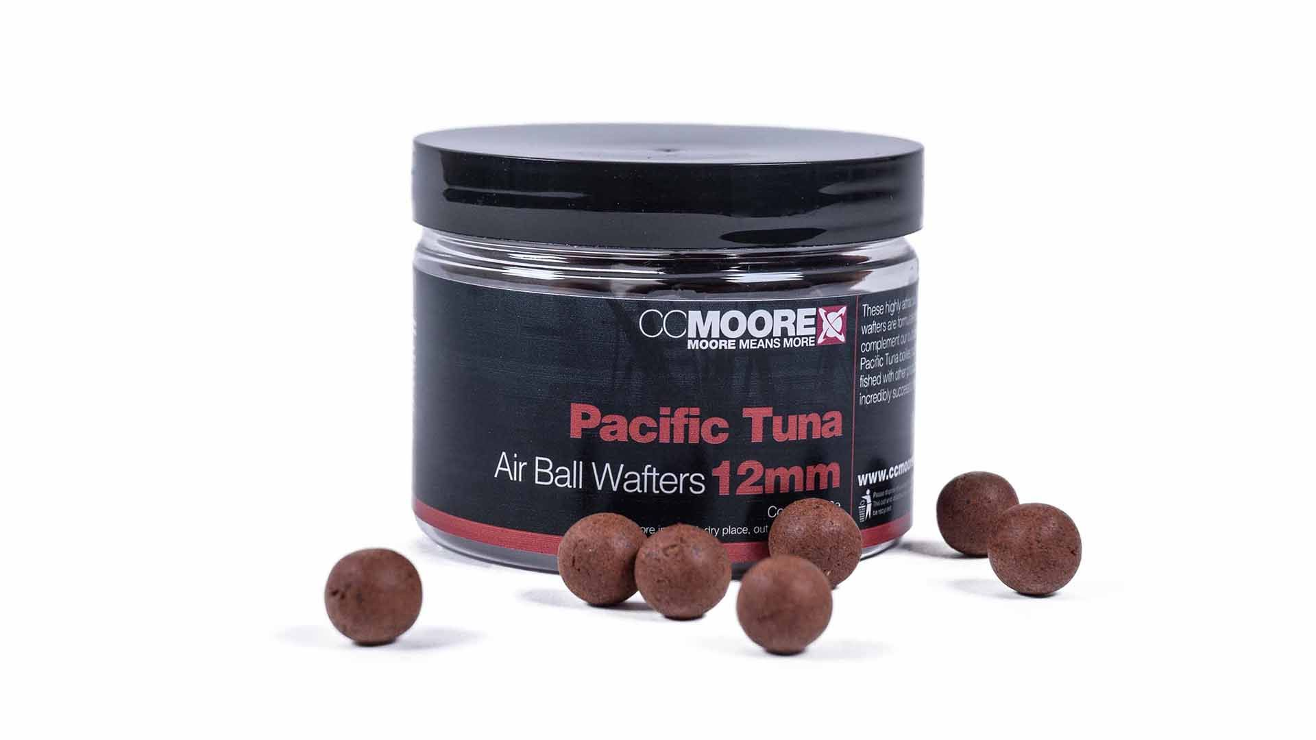 CC Moore Pacific Tuna 12mm Wafters