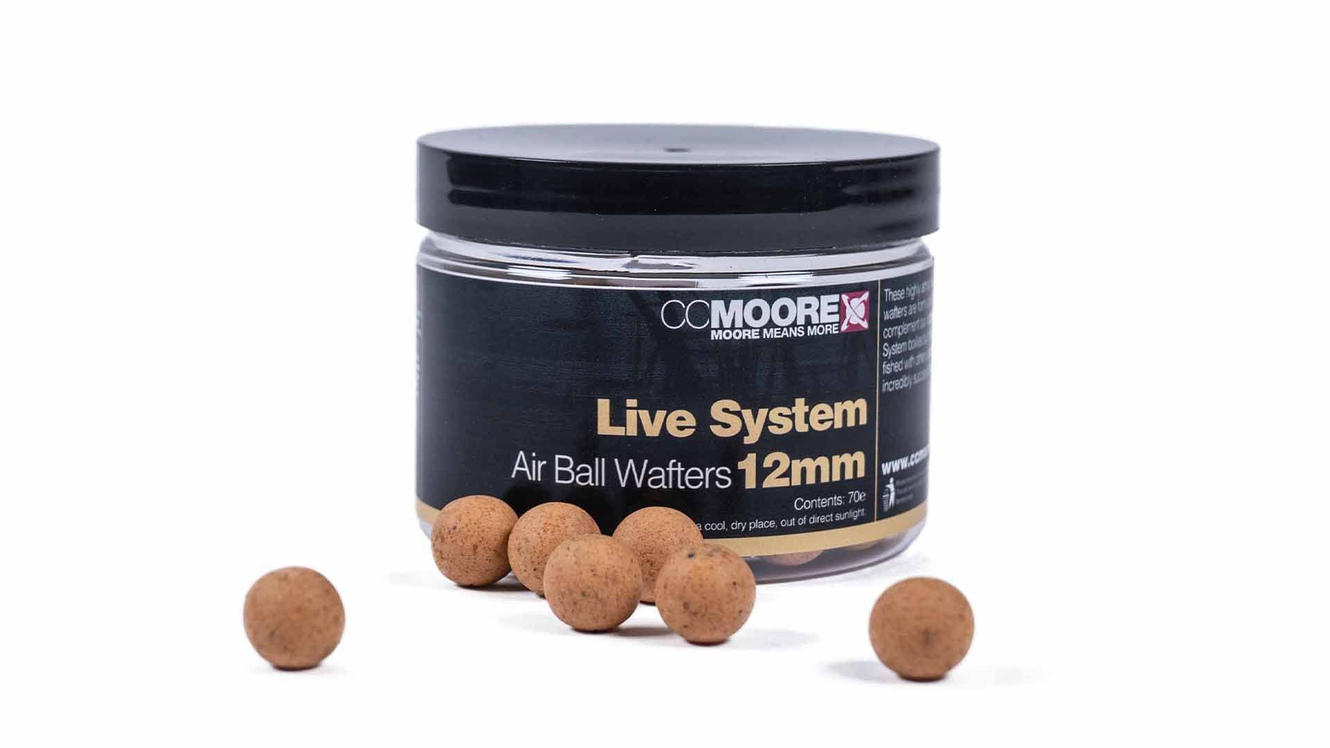 CC Moore Live System 12mm Wafters