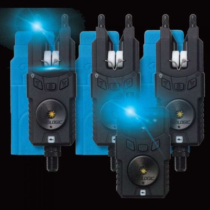 Prologic Limited Edition Custom Alarms SMX Blue 3+1