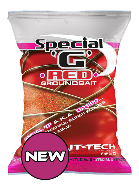 Bait Tech Special G Red