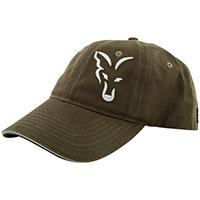 Fox Green and Silver Baseball Cap