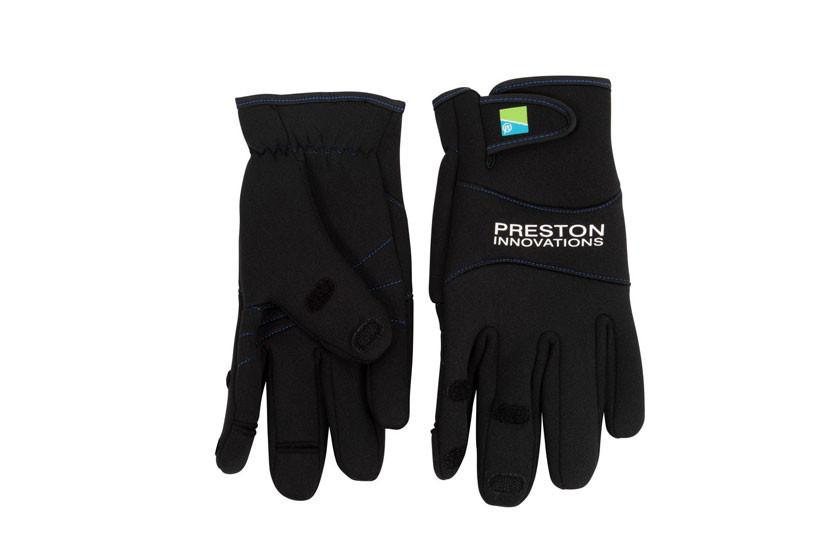 Preston Innovations Neoprene Gloves L/XL