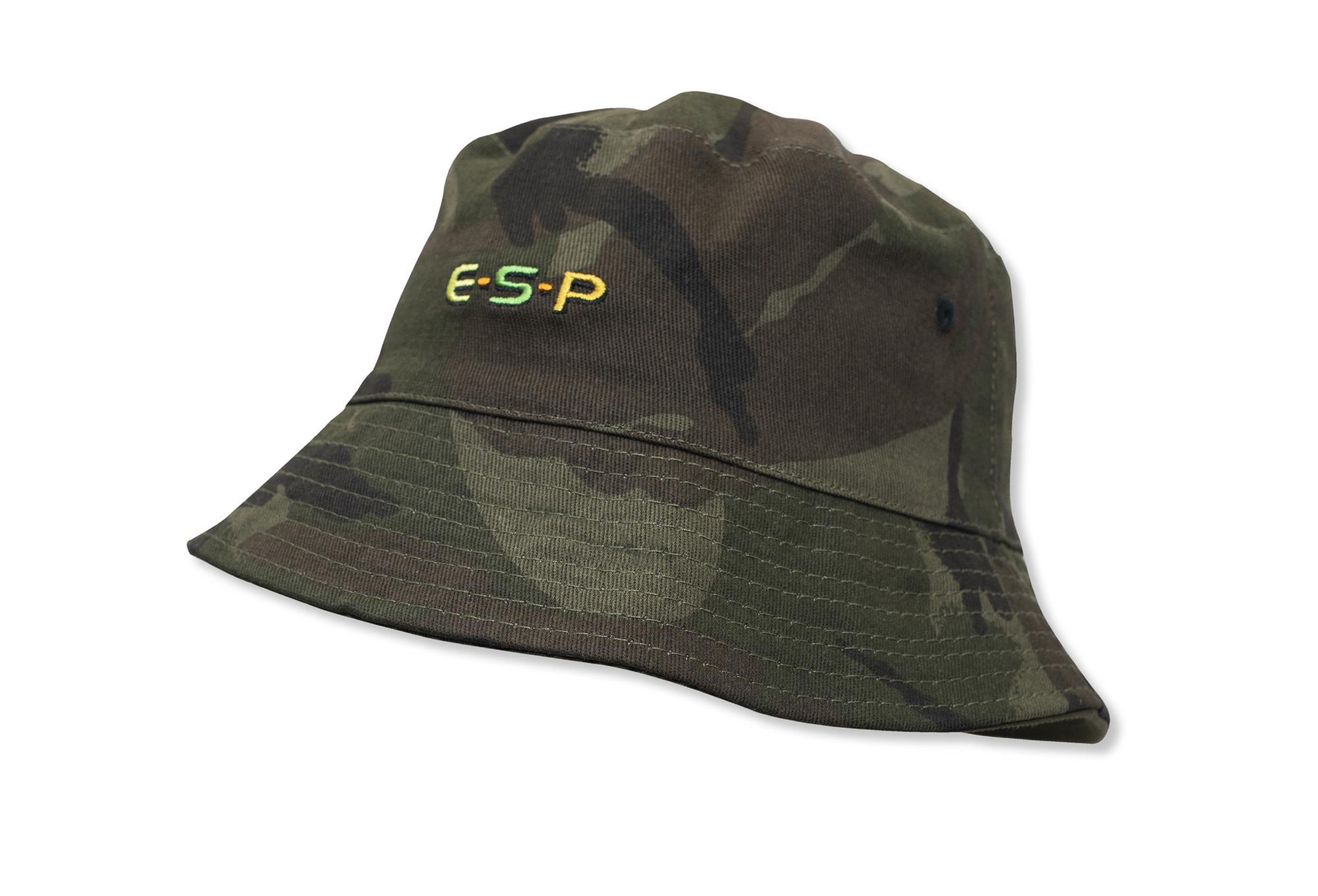 ESP Bucket Hat Camo/Olive