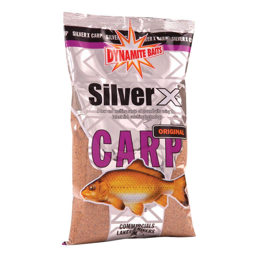 Dynamite Baits Silver X Carp - Original 1kg