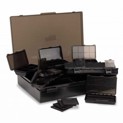 Carp Tackle Boxes And Rig Storage